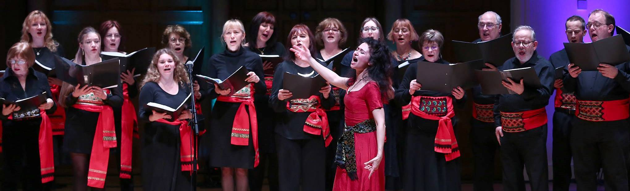 russian male choral concerts